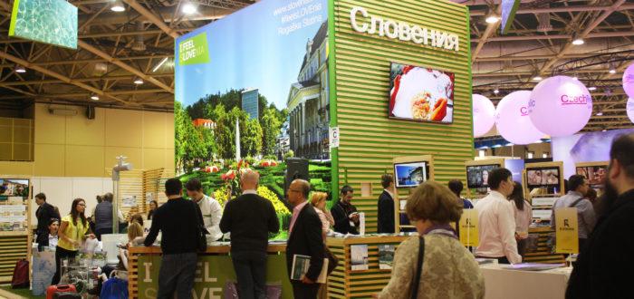 Словения на крупнейшей туристической выставке MITT в Москве