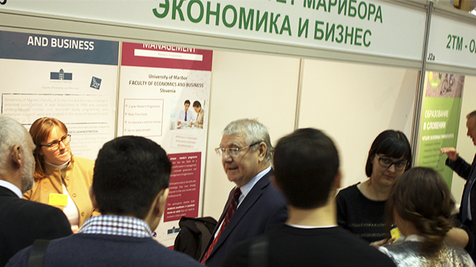 Education and Career in Moscow