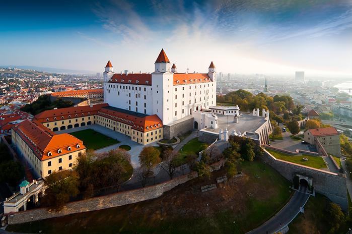 Bratislava-castle