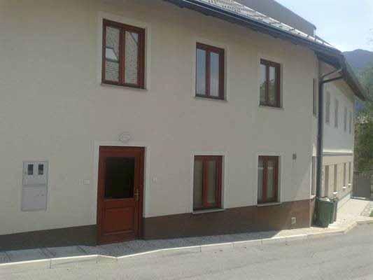 Новий будинок в Бовца, Північне Примор'я