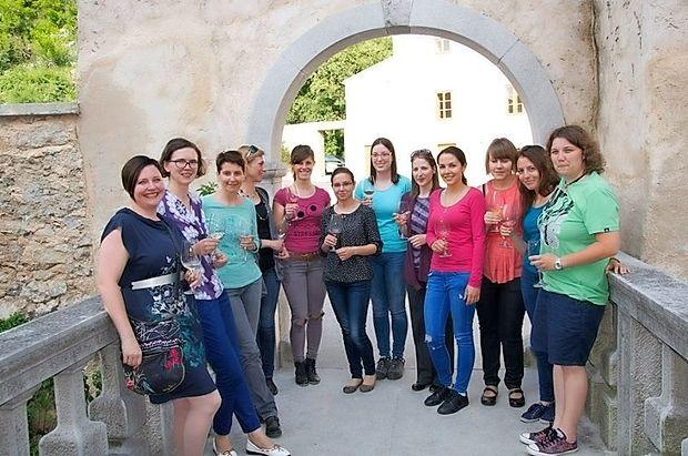 Студентський фестиваль вин